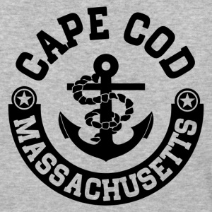Cape Cod Massachusetts T-Shirts - Baseball T-Shirt