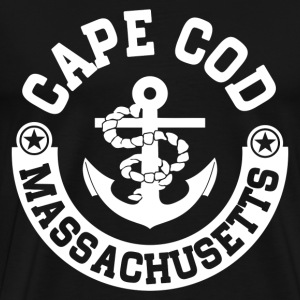 Cape Cod Massachusetts T-Shirts - Men's Premium T-Shirt
