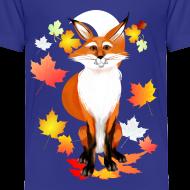 Design ~ Happy Fox in Fall