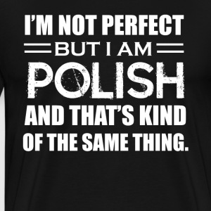 Polish Tshirt - Men's Premium T-Shirt