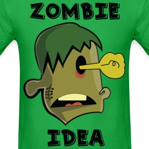 Zombie Idea - Men's T-Shirt