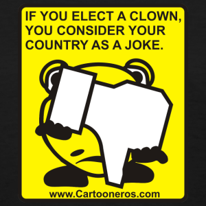 Don't Vote for Clowns