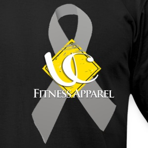 UC Fitness Diabetes Awareness  - Men's T-Shirt by American Apparel