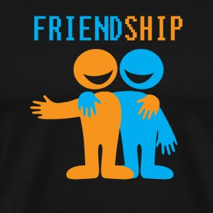 friendship - Men's Premium T-Shirt