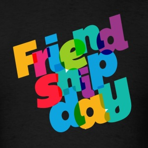 friendship day - Men's T-Shirt