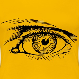 Eye - Women's Premium T-Shirt