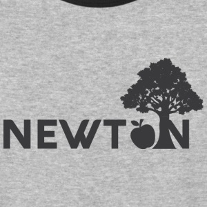 Newton - Baseball T-Shirt