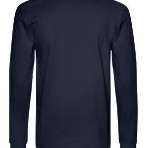 Ask your doctor if getting off your ass is right f - Men's Long Sleeve T-Shirt