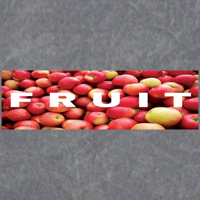 FRUIT Apple Box Logo (Black)