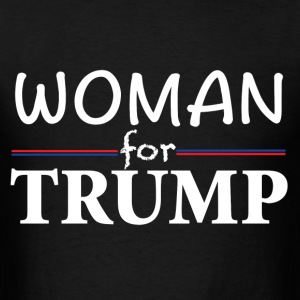 Woman for Trump T-Shirts - Men's T-Shirt