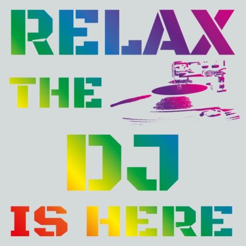 Relax DJ rainbow