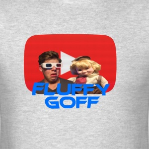 Fluffy Goff T - Men's T-Shirt