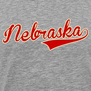 Nebraska - Men's Premium T-Shirt