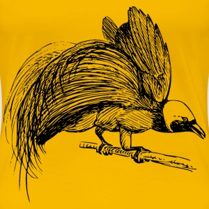 Bird of paradise 3 - Women's Premium T-Shirt