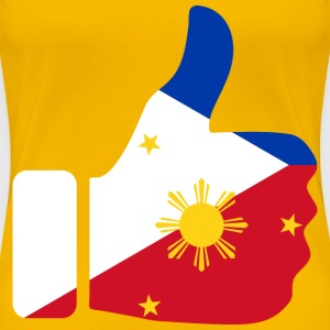 Thumbs Up Philippines - Women's Premium T-Shirt