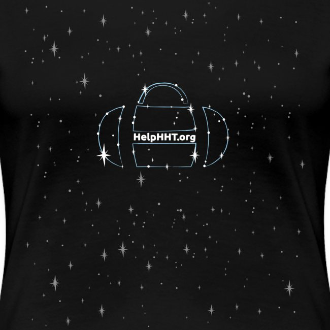 HHT Constellation Women's Premium Tee