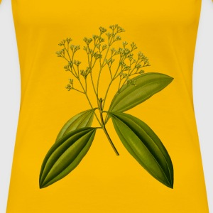 Chinese cinnamon (detailed) - Women's Premium T-Shirt