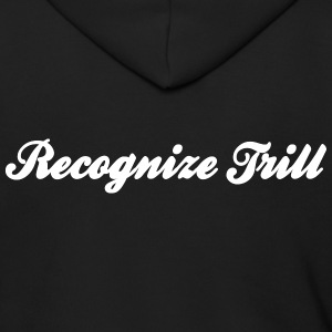 (trill_crown) Hoodies - Men's Zip Hoodie