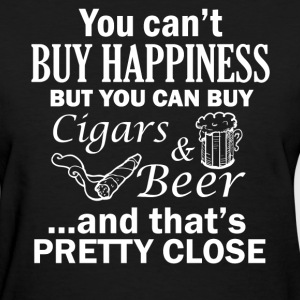 Cigars And Beer Shirts - Women's T-Shirt