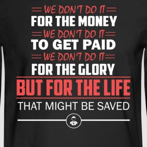 Dispatcher Save Life - Men's Long Sleeve T-Shirt