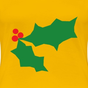 Mistletoe - Women's Premium T-Shirt