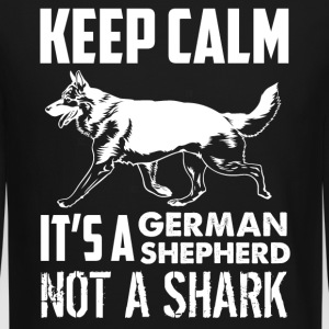 German Shepherd Tee Shirt - Crewneck Sweatshirt