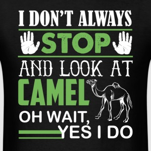 Camel Shirts - Men's T-Shirt