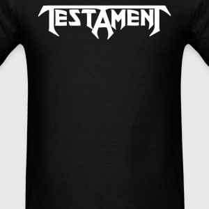 Testament Logo - Men's T-Shirt