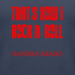 Rock n' roll! Tanks - Women's Premium Tank Top