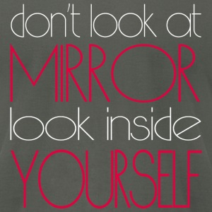 Look inside yourself - Men's T-Shirt by American Apparel