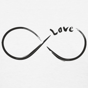 Infinity Love T-Shirts - Women's T-Shirt