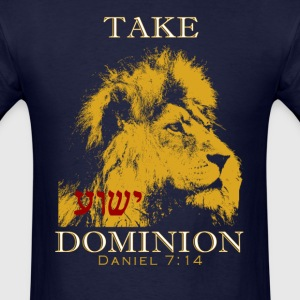 Take Dominion(Men's T) - Men's T-Shirt