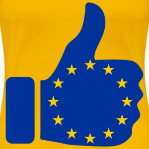 Thumbs Up Europe - Women's Premium T-Shirt