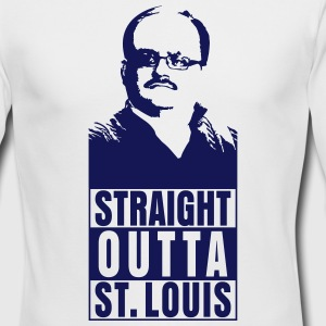 Ken Bone Straight Outta St.Louis USA Election 2016 - Men's Long Sleeve T-Shirt by Next Level