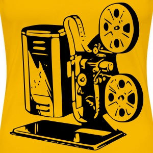 Movie projector - Women's Premium T-Shirt