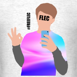 Borderless FLEC #FREEFLEC - Men's T-Shirt