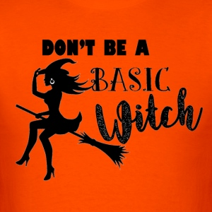 Basic Witch - Men's T-Shirt