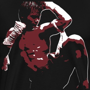 Tony Jaa 2 - Men's Premium T-Shirt