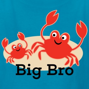 Crab Beach Seashore Cute Kids' Shirts - Kids' T-Shirt
