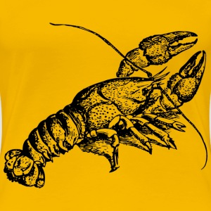 Crayfish - Women's Premium T-Shirt