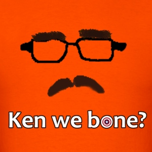 Ken we bone? - Men's T-Shirt