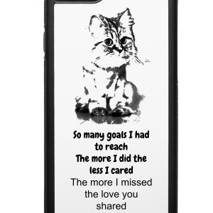 IM GONNA LOVE YOU - UNTIL Phone & Tablet Cases - iPhone 6/6s Rubber Case