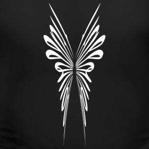 Filigree abstract wings T-Shirts - Women's Maternity T-Shirt