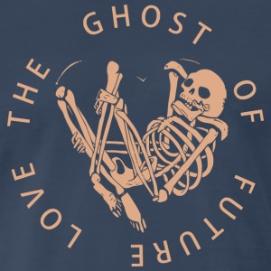 The ghost of future love T-Shirts - Men's Premium T-Shirt
