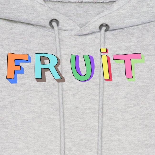 FRUIT Hoodie (Black)