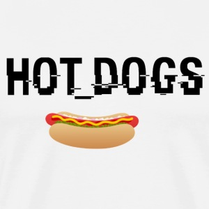 hot_dogs - Men's Premium T-Shirt