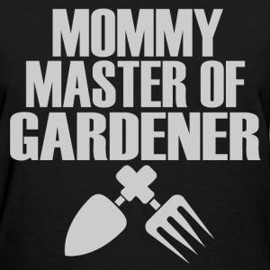 MOMMY MASTER GARDENER2.png T-Shirts - Women's T-Shirt