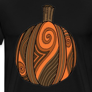 Pumpkin Spice - Men's Premium T-Shirt