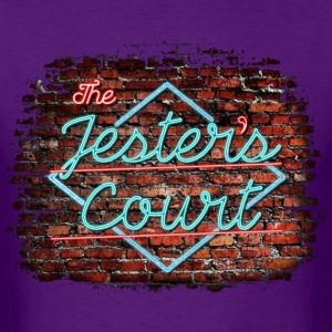 The Jester's Court Comedy - Men's T-Shirt