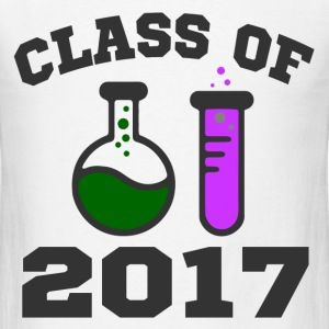 CLASS OF 20171.png T-Shirts - Men's T-Shirt